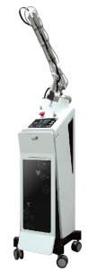 C02 Laser Treatment for skin tone and texture treatment at Fairlawn Aesthetic MD